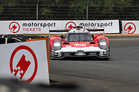 #708 Glickenhaus Racing Glickenhaus 007 LMH Hypercar, Luis Felipe Derani, Franck Mailleux, Olivier Pla, 24 Hours of Le Mans , Free Practice 1, Circuit des 24 Heures, Le Mans, Pays da Loire, France