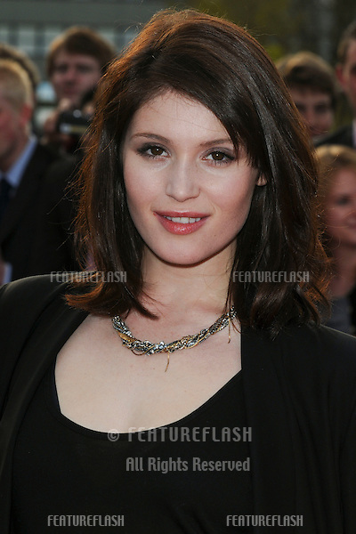 Actress Gemma Arterton arrives for the 'The Disappearance of Alice Creed' premiere at the Southampton Union Cinema, University of Southampton. 20/04/2010  Picture by: Steve Vas / Featureflash