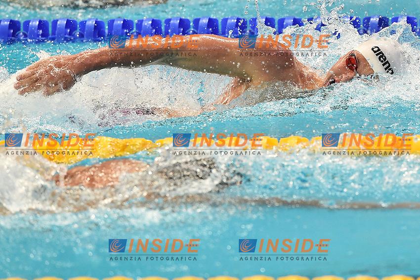 KRASNYKH Aleksandr RUS Men's 400m Freestyle<br /> Day10 02/08/2015 Kazan Arena <br /> Swimming Nuoto <br /> XVI FINA World Championships Aquatics  <br /> Kazan Tatarstan RUS <br /> Photo Andrea Staccioli/Deepbluemedia/Insidefoto