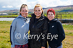Enjoying a stroll in Blennerville on Thursday, l to r: Amy Horgan, Laura Marshal and Katie Clarke