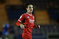 Tom Nichols of Crawley Town during Colchester United vs Crawley Town, Sky Bet EFL League 2 Football at the JobServe Community Stadium on 1st December 2020