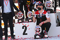23rd May 2021; Felgueiras, Porto, Portugal; WRC Rally of Portugal, stages SS16-SS20;  LATVALA Toyota in 2nd place