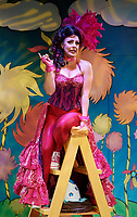 Seussical presented by STAGES St. Louis at Westport Plaza Playhouse in St. Louis, Missouri on June 13, 2017.