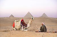 Egypt, pyramids.