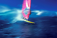 Windsurfer, Hawaii