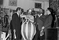 ARCHIVE - Radio Canada<br />  (date inconnue, entre 1967 et 1972)<br /> <br /> Photo : Agence Quebec Presse  - Alain Renaud