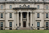 Vanderbilt Mansion National Historic Site, Hyde Park, New York, USA