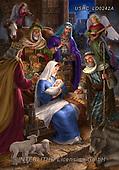 Liz,HOLY FAMILIES, HEILIGE FAMILIE, SAGRADA FAMÍLIA, LizDillon, paintings+++++,USHCLD0242A,#XR#