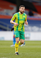 10/13th March 2021; Selhurst Park, London, England; English Premier League Football, Crystal Palace versus West Bromwich Albion; Robert Snodgrass of West Bromwich Albion