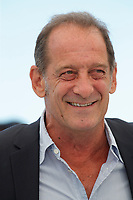 """CANNES, FRANCE - JULY 14: Vincent Lindon at the """"Titane"""" photocall during the 74th annual Cannes Film Festival on July 14, 2021 in Cannes, France. <br /> CAP/GOL<br /> ©GOL/Capital Pictures"""