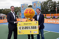 18-06-10, Tennis, Rosmalen, Unicef Open,  KNLTB  Lotto