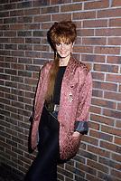 Montreal (Qc) CANADA - File Photo - circa 1985<br /> <br /> Veronique Beliveau<br /> <br /> -Photo (c)  Images Distribution