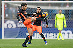 Carlos Soler of Valencia CF kicks the ball during the match Atletico de Madrid vs Valencia CF, a La Liga match at the Estadio Vicente Calderon on 05 March 2017 in Madrid, Spain. Photo by Diego Gonzalez Souto / Power Sport Images