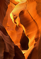 Antelope Slot Canyon.  Page, Arizona.