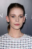 """Sorcha Groundsell<br /> arriving for the premiere of """"The Innocents"""" at the Curzon Mayfair, London<br /> <br /> ©Ash Knotek  D3421  20/08/2018"""