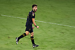 Diego Rossi of Los Angeles FC (USA) celebrates after scoring against Tigres UANL (MEX) during their CONCACAF Champions League Final match at the Orlando's Exploria Stadium on 22 December 2020, in Florida, USA. Photo by Victor Fraile / Power Sport Images