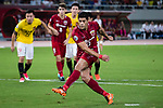 Shanghai SIPG (CHN) vs Guangzhou Evergrande (CHN) during the AFC Champions League 2017 Quarter-Finals match at the Shanghai Stadium on 22 August 2017 in Shanghai, China. Photo by Yu Chun Christopher Wong / Power Sport Images