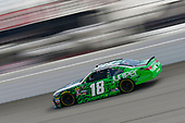 n#18: Daniel Suarez, Joe Gibbs Racing, Toyota Camry Juniper Networks