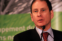 Avrim Lazar, President and CEO, Forest Products Association of Canada