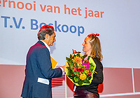 Nieuwegein,  Netherlands, 24 November 2018, KNLTB Year congress KNLTB, association of the year, TV Boskoop.<br /> Photo: Tennisimages.com/Henk Koster