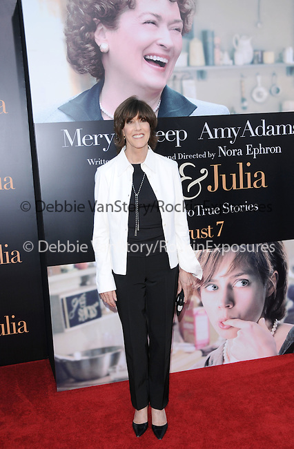 Nora Ephron at The Columbia Pictures' Screening of  Julie & Julia held at The Mann's Village Theatre in Westwood, California on July 27,2009                                                                   Copyright 2009 Debbie VanStory / RockinExposures