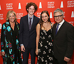 "Mary McCann and Neil Pepe with Family attends the Atlantic Theater Company ""Divas' Choice"" Gala at the Plaza Hotel on March 4, 2019 in New York City."