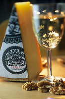Europe/Suisse/Saanenland/Gstaad: Part de fromage de Gstaad