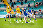 Action from Kerry v Meath in the National hurling league in Austin Stack Park on Sunday