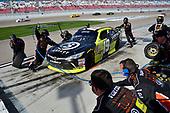 2017 NASCAR Xfinity Series - Boyd Gaming 300<br /> Las Vegas Motor Speedway - Las Vegas, NV USA<br /> Saturday 11 March 2017<br /> Matt Tifft, Surface Sunscreen / Tunity / Braingear Toyota Camry, makes a pit stop.<br /> World Copyright: John K Harrelson / LAT Images<br /> ref: Digital Image 17LAS1jh_01707
