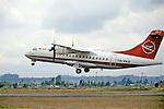 Malawi Jet Taking Off At Mzuzu Airport