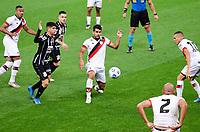 São Paulo (SP), 30/05/2021 - CORINTHIANS-ATLÉTICO-GO - Zé Roberto, do Atlético-GO. Corinthians e Atlético-GO, a partida é válida pela primeira rodada do Campeonato Brasileiro 2021, Neo Química Arena, domingo (30).