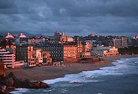 Europe/France/Aquitaine/64/Pyrénées-Atlantiques/Biarritz: Grande plage