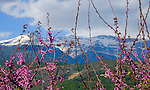 Mountain scenery ahead of the 2015 Presidential Tour of Turkey. 26th April 2015.<br /> Photo: Tour of Turkey/Steve Thomas/www.newsfile.ie
