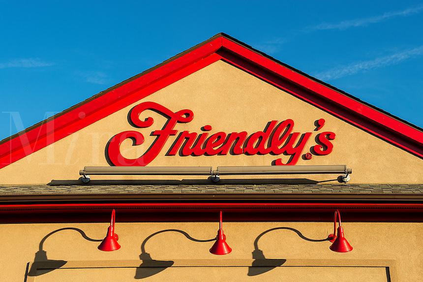 Friendly's restaurant.