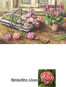 Marcello, FLOWERS, BLUMEN, FLORES, paintings+++++,ITMCEDC1011,#f#, EVERYDAY