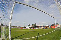 General view of the ground ahead of kick-off during Arsenal Ladies vs Birmingham City Ladies at Meadow Park