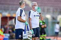 Staff sanitario Cittadella<br /> Campionato di calcio Serie BKT 2019/2020<br /> Livorno - Cittadella<br /> Stadio Armando Picchi 20/06/2020<br /> Foto Andrea Masini/Insidefoto