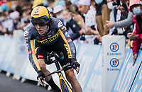 Steven Kruijswijk (NED/Jumbo-Visma)<br /> <br /> Stage 5 (ITT): Time Trial from Changé to Laval Espace Mayenne (27.2km)<br /> 108th Tour de France 2021 (2.UWT)<br /> <br /> ©kramon