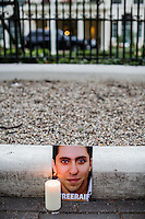 16.01.2015 - Vigil For Raif Badawi - #FreeRaif