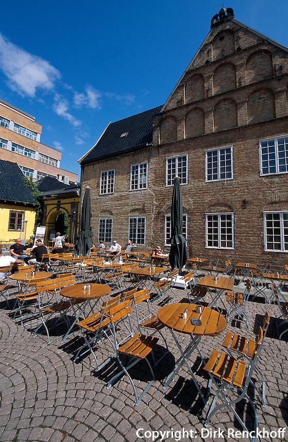 Norwegen, Oslo, Haus Rådmannsgården auf Christiania Torv