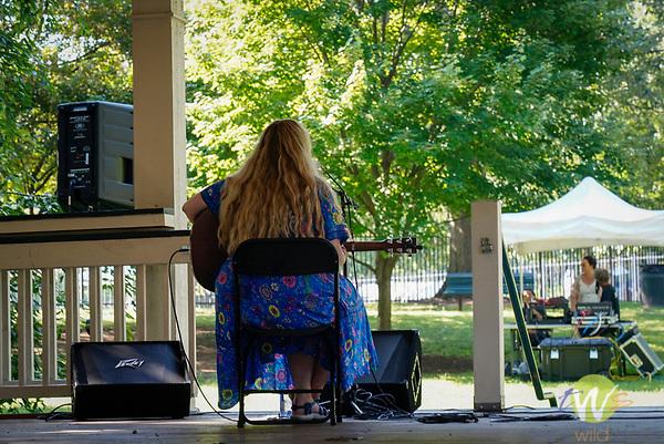 Woodland Park Arts and Crafts Festival, Lexington, KY