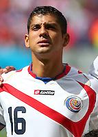 Cristian Gamboa of Costa Rica
