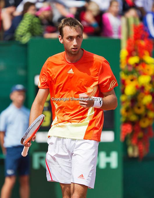 11-07-12, Netherlands, Den Haag, Tennis, ITS, HealthCity Open,  Thomas Schoorel