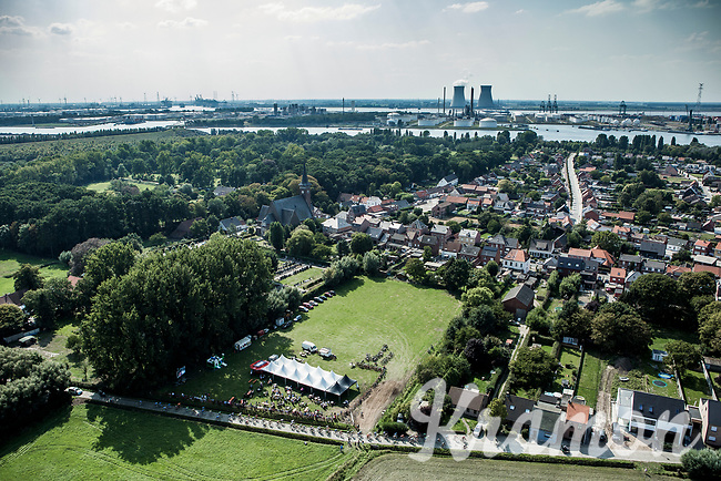 """Antwerp Port Epic (with party tent). <br /> <br /> Antwerp Port Epic 2018 (formerly """"Schaal Sels"""")<br /> One Day Race: Antwerp > Antwerp (207km of which 32km are cobbles & 30km is gravel/off-road!)"""