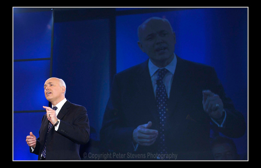 Iain Duncan Smith MP - 'Turning up the volume' - Conservative Party Conference  - Blackpool Winter Gardens - 9th October 2003