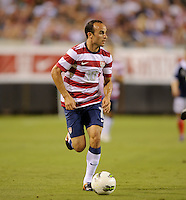 Jacksonville, FL - Saturday, May 26, 2012: The USMNT defeated Scotland 5-1 during an international friendly match.