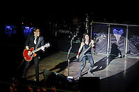 Sick Puppies in concert at The Pageant in St. Louis, MO on Dec 13, 2010.