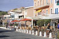- Corsica, the waterfront of Calvi<br /> <br /> - Corsica, il lungomare di Calvi