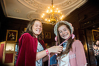 Tuesday  30 August 2016<br /> Pictured: <br /> Re: Visitors and staff at Tredegar House, Newport, Wales