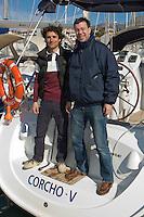 Corcho V.XXIII Edición de la Regata de Invierno 200 millas a 2 - 6 al 8 de Marzo de 2009, Club Náutico de Altea, Altea, Alicante, España